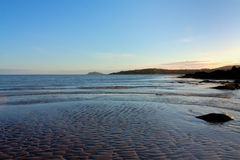 Solway Firth Royalty Free Stock Photography