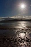 Solway Firth Stock Photo