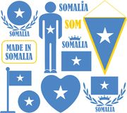 somália Foto de Stock