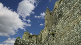 1874 1979 som angivna första france har för den michel för arvet den historiska monumentet för mont kloster mest normandy en värl lager videofilmer