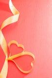 som bakgrund är kan vykortet använda valentiner Arkivfoto