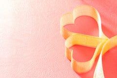 som bakgrund är kan vykortet använda valentiner Arkivbilder