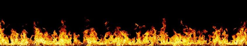 som bakgrund flamm den underbara väggen Royaltyfri Foto