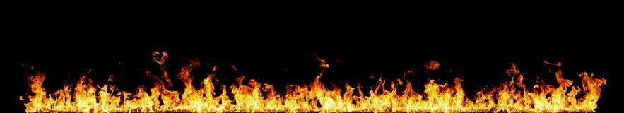 som bakgrund flamm den underbara väggen Royaltyfri Fotografi