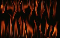 som bakgrund flamm den underbara väggen Royaltyfria Bilder