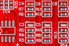 som bakgrundsbrädet kan circuit bruk Royaltyfri Fotografi