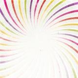 som bakgrundsfärg rays retro texturerat praktiskt royaltyfri illustrationer