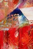 som bakgrundskanfas målade Royaltyfri Bild