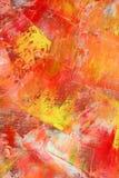 som bakgrundskanfas målade Royaltyfria Bilder