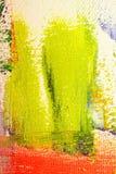 som bakgrundskanfas målade Royaltyfria Foton