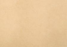 som brunt papper för bakgrund Royaltyfri Foto