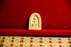 Som Buddhastil placerade Buddha det hotellNikko antalet, Arkivbild