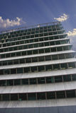 som byggande floors hög skytrappa till Royaltyfria Foton