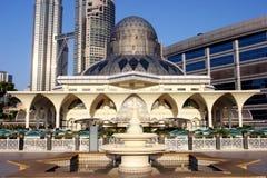 Som den Syakirin moskén Royaltyfria Foton