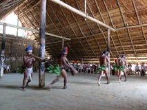 Som e dança Fotografia de Stock