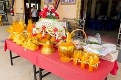 Som förordnas i Thailand Royaltyfri Foto