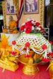 Som förordnas i Thailand Royaltyfria Foton