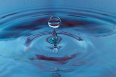 som möjlig färgstänk för bakgrund som använder vatten Royaltyfri Fotografi
