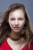 som model posera barn för flicka Royaltyfri Foto