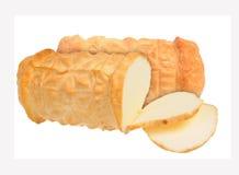 som ost vetet traditionellt oscypekpolermedel arkivbild