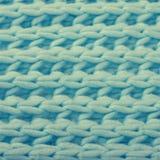 som stucken bakgrund är blått kan texture använd ull Royaltyfri Foto