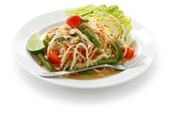 Som tam Royalty Free Stock Photos