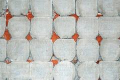 som vägg för bakgrundscementbruk Royaltyfri Fotografi