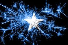 Somalia fireworks sparkling flag. New Year 2019 and Christmas party concept. Somalia fireworks sparkling flag. New Year 2019 and Christmas party concept vector illustration