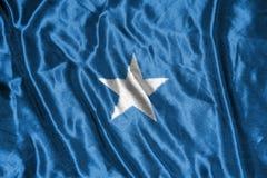 Somalia flag.flag on background.  Stock Photo