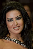 Somayya Al Kashab Egyptian Actress Stock Images