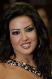 Somayya Al Kashab Egyptian Actress Stock Images