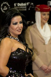somayya kashab al актрисы египетское Стоковые Изображения