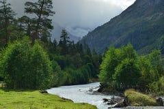 Somber landscape Royalty Free Stock Image