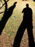 Sombra Fotografia de Stock