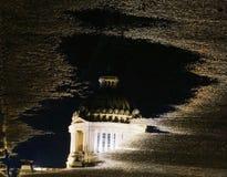 A sombra Foto de Stock Royalty Free