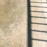 Sombra Fotografía de archivo libre de regalías