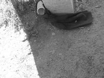 Sombra Fotografía de archivo