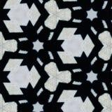 Sombra abstracta y textura y modelo concretos Fotografía de archivo