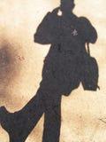 Sombra animada Foto de archivo libre de regalías