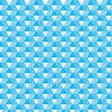 Sombra azul en caja con el fondo del modelo del texto del ganador libre illustration