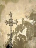 Sombra cruzada Fotografía de archivo