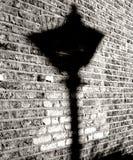 Sombra da lâmpada Foto de Stock