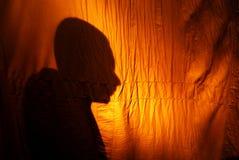 Sombra de la religión Foto de archivo libre de regalías