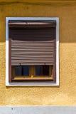 Sombra de la ventana Fotos de archivo libres de regalías