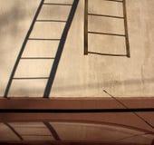 Sombra de Ledder Fotos de archivo libres de regalías