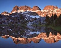 Sombra de los alminares Foto de archivo libre de regalías