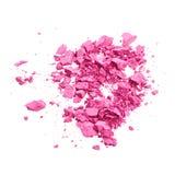 Sombra de ojo rosada imagen de archivo libre de regalías