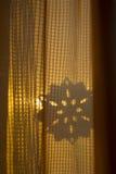 sombra rizada Fotografía de archivo