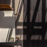 Sombra y sombra Foto de archivo