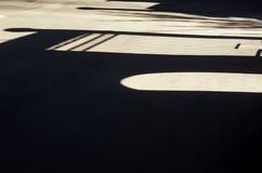 sombras Fotos de archivo libres de regalías